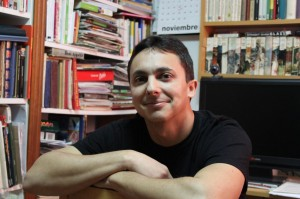 Javier G. Valverde | La Leyenda del Bosque que Nunca Existió